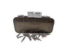 Red Army Standard 122 gr FMJ 7.62x39mm Ammo, 640rd Spam Can - AM3266