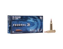 Federal Varmint & Predator VMX 75 gr 243 Winchester Ammo, 20/box