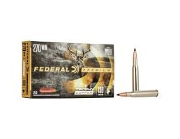 Federal Trophy 130 gr Trophy Copper .270 Win Ammo, 20/pack - P270TC1