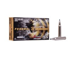 Federal 200 gr Terminal Ascent .300 Win Mag Ammo, 20/pack - P300WTA1