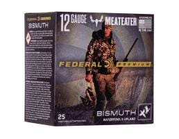 "Federal Bismuth 12ga 3"" #5 Shot Ammunition, 25rds - PBIX1375"
