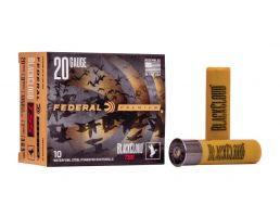 "Federal Black Cloud TSS 3"" 20 Gauge Ammo #3 and #9, 10/Box - PWBTSSX20939"
