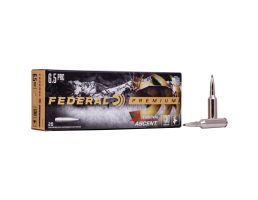 Federal 130 gr Terminal Ascent 6.5 PRC Ammo, 20/pack - P65PRCTA1
