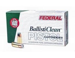 Federal BallistiClean Lead-Free 9mm Ammo