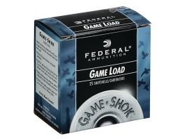 "Federal GameShok 2.75"" 16 Gauge Ammo 6, 25/pack - HC1606"