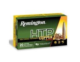 Remington HTP Copper 250 gr Barnes TTSXBT .450 Ammo - HTP450B1