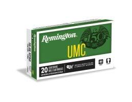 Remington UMC 260 gr FMJ .450 Ammo - L450BM1