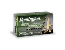 Remington Premier Scirocco Bonded 130 gr SSB 6.5 Crd Ammo - PRSC65CR