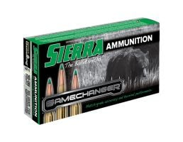 Sierra GameChanger 165 gr Tipped GameKing .30-06 Spfld Ammo, 20/box - A4669--06