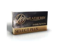 Weatherby Select Plus 110 gr Hornady ELD-X .257 Weatherby Mag Ammo - H257110ELDX