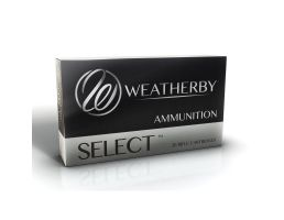 Weatherby Select 100 gr Hornady Interlock .257 Weatherby Mag Ammo - H257100IL