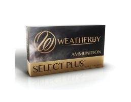 Weatherby Select Plus 140 gr NBT .270 Weatherby Mag Ammo - N270140BST