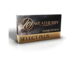 Weatherby Select Plus 180 gr Hornady Interlock .300 Weatherby Mag Ammo - H300180IL