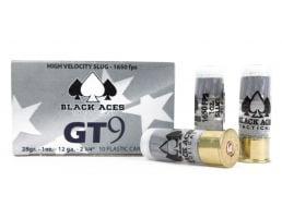 "Black Aces Tactical 2.75"" 12 Gauge Premium Slugs, 200 Rounds"
