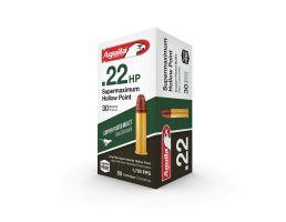 Aguila Supermaximum 30 gr CPHP .22lr Rimfire Ammo, 50/box - 1B222297