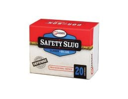 Glaser Blue 38 Special Ammo 80 Grain Pre-Fragmented +P, 20 rds/box - GL02200,20
