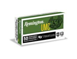 Remington UMC 115 gr FMJ 9mm Handgun Ammo, 250/box - 23777