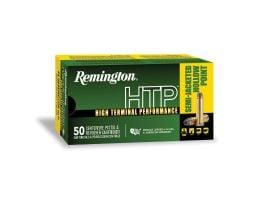 Remington High Terminal Performance 158 gr SJHP .357 Mag Handgun Ammo, 50/box - 22219