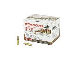 Winchester 22LR Ammo 36 Grain Hollow Point 333 Round Brick - 22LR333HP