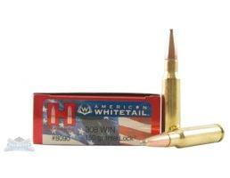 Hornady 308 Win 150gr Interlock American Whitetail Ammunition 20rds -8090
