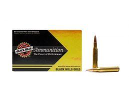 Black Hills Gold 270 Winchester 130gr Barnes TSX Ammunition 20rds - 1C270BHGN1