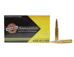 Black Hill Gold .30-06 Springfield 180 gr 20 Rounds Ammunition - 1C3006BHGN1