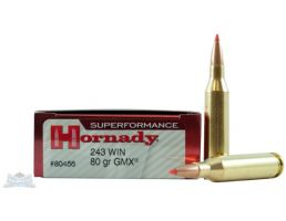 Hornady .243 Winchester Ammo