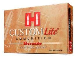 Hornady 308 Win 125gr SST Lite Ammunition 20rds - 80866