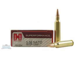 5.56 Rifle Rounds