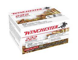 Winchester .22 LR 36gr CPHP 222 Round Bulk Pack of Ammunition - 22LR222HP