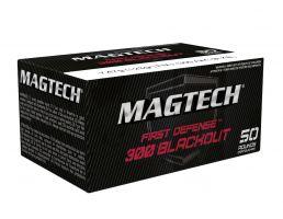 Magtech 300AAC Blackout 123gr FMJ Ammunition 50rds - 300BLKB