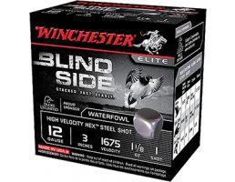 """Winchester 12ga 3"""" #2 BLINDSIDE HV Ammunition 25rds - SBS123HV2"""