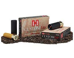 "Hornady 20ga Slug 250gr SST 2 3/4"" custom Lite Ammunition 5rds - 86233"