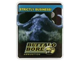 Buffalo Bore Anti-Personnel Standard Pressure 45 LC 225 grain Soft Cast Hollow Nose - Gas Checked Low Flash Pistol and Handgun Ammo, 20/Box - 3J/20