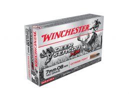 Winchester 7mm-08 Rem 140gr Deer Season XP Ammunition, 20 Round Box - X708DS