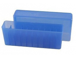 Frankford Arsenal 20-Round Slip Top Ammo Box 211 Blue 877991