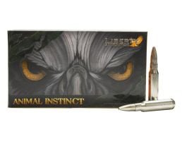 Animal Instinct .308 Winchester 100gr HP Ammunition, 20 Round Box
