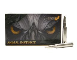 Animal Instinct 30-06 Springfield 100gr HP Ammunition, 20 Round Box