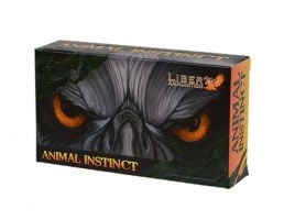 Liberty Animal Instinct 300 AAC Blackout 96 gr Fragmenting Hollow-Point 20 Rounds Ammunition