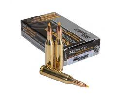 Sig Sauer .243 Win 55 GR Varmint & Predator Ballistic Tip 20 Rounds Ammunition - E243V1-20
