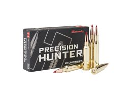 .280 Remington Ammo Hornady Precision Hunter .280 Remington 150gr ELD-X Ammunition, 20rds