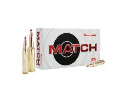 Hornady 308 Winchester 155gr ELD Match Ammunition 20rds