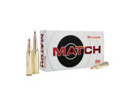 Hornady 6mm Creedmore 108gr ELD Match Ammunition, 20rds