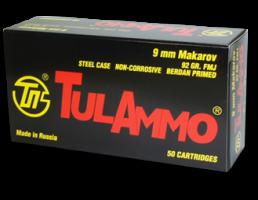 9x18mm Makarov Ammo