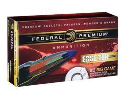 Federal .270 Winchester 140gr Edge TLR Rifle Ammunition, 20 Rounds - P270ETLR1