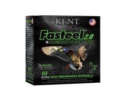 "Kent Fasteel 2.0 12 GA 3"" 1.25 oz. #3, 25 Shotshells - K123FS36-3"