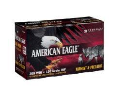 American Eagle .308 130GR Ammo