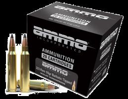 Ammo Inc Nosler Varmageddon 223 Rem Ammo