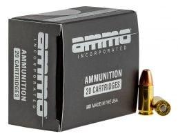 Ammo Inc 9115JHP-A20 Signature  9mm 115GR JHP 20rd