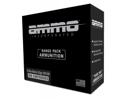 Ammo Inc. Signature 5.56 62gr SS109 FMJ 200rd Pack - 556062SS109-A200